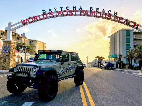 Jeep Beach Inc Steps Up As An Over The Edge At One Daytona Sponsor